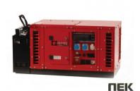 Бензиновый генератор Europower EPS6500TE H/MA 230V/400V