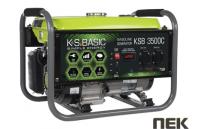 Бензиновый генератор Konner&Sohnen KSB 3500C