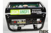 Бензиновый генератор IRON ANGEL EG 3200