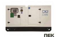 Дизельный генератор Darex DE-70RS ZN Compact