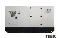 Дизельный генератор Darex DE-250RS ZN
