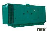 Дизельный генератор Cummins C440 D5