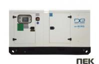 Дизельный генератор Darex DE-80RS ZN