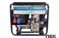 Дизельный генератор Könner&Söhnen KS 8102HDE-1/3 ATSR