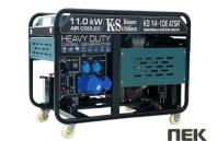 Дизельный генератор Könner&Söhnen KS 14-1DE ATSR