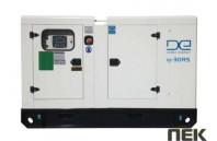 Дизельный генератор Darex DE-30RS Zn