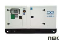 Дизельный генератор Darex DE-42RS ZN Compact