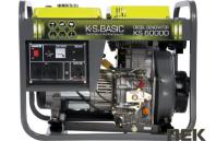 Дизельный генератор Könner&Söhnen KS 6000D
