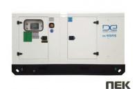 Дизельный генератор Darex DE-55RS ZN Compact
