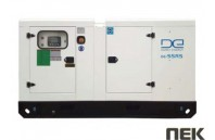Дизельный генератор Darex DE-55RS ZN