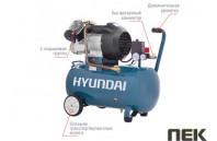Компрессор Hyundai HYC 2550